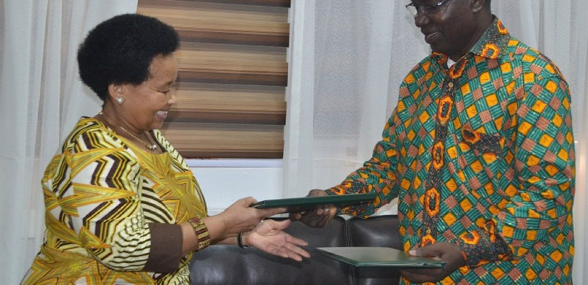 Ghana, South Africa signs MOU on Environment