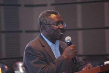 Poverty gap is technological says Prof Frimpong-Boateng