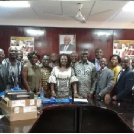 CSIR must help Ghana to realise the Ghana beyond Aid