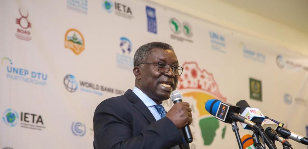 Africa Climate Week Launched in Accra