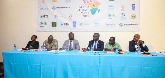 Ghana launches 2019 Africa Climate Week Celebration