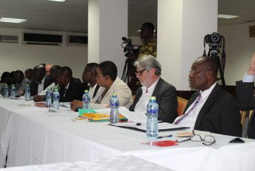 Implementation Workshop on the Ghana Innovation & Research Commercialization Center