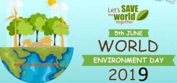 WORLD ENVIRONMENT DAY CELEBRATION 2019