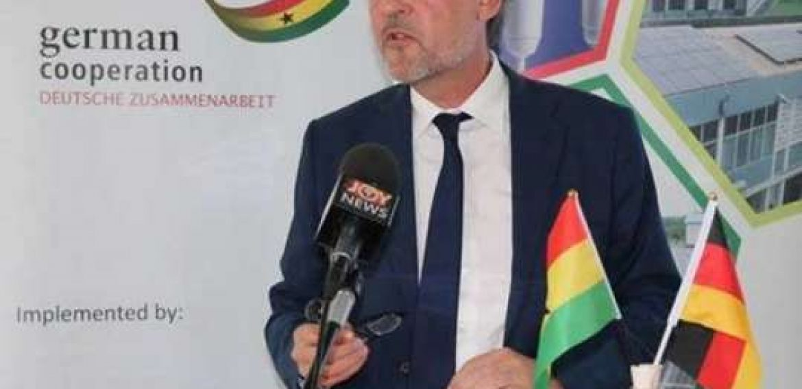 Ghana gets €6 million Waste-to-Energy conversion Plant from Germany