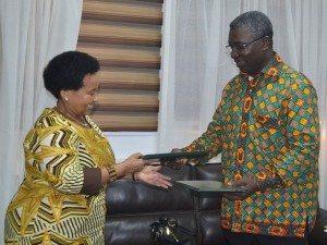 Ghana South Africa sign MOU